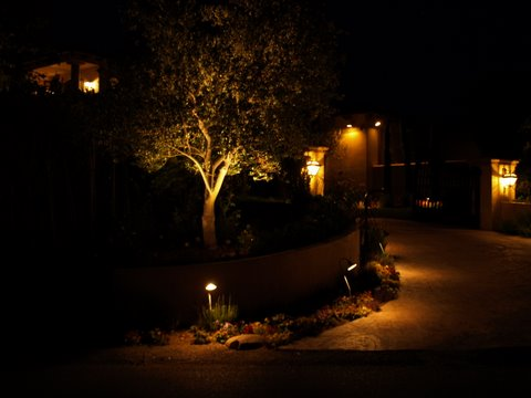 Lighting  Newbury Park Illuminus Exterior Lighting