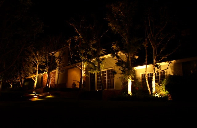 Lighting Newbury Park Dramatic Outdoor Lighting Lights